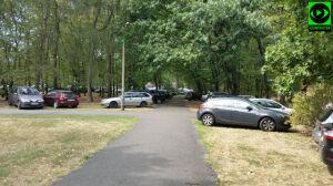 Zamienili Park Praski w parking. Posypały się mandaty