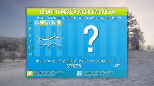 Prognoza pogody na 16 dni: teraz arktyczny podmuch, potem chwilowa odwilż