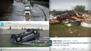 Powódź w Teksasie zabiła sześć osób