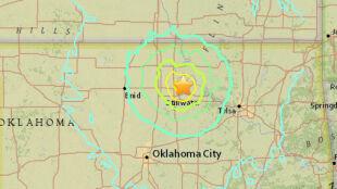 Trzęsienie ziemi w Oklahomie. Jedno z największych w tym rejonie w historii
