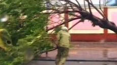 Tajfun krąży po Azji. Nari w Wietnamie