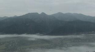 Warunki w górach