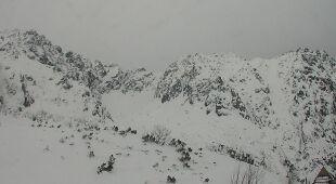 Trudne warunki w Tatrach