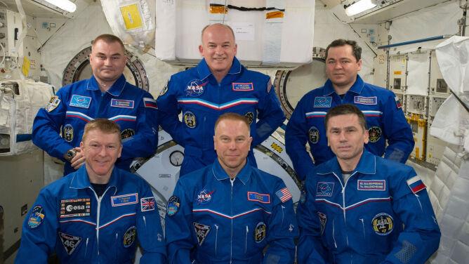 Sojuz wylądował. Astronauci z ISS dotarli na Ziemię