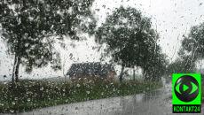 Prognoza pogody na dziś: ostrzegamy przed opadami. Lokalnie mogą być silne