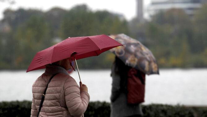 Prognoza pogody na dziś: <br />dzień pod znakiem przelotnego deszczu