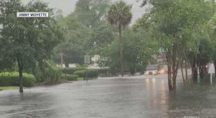 Powodzie w Jacksonville